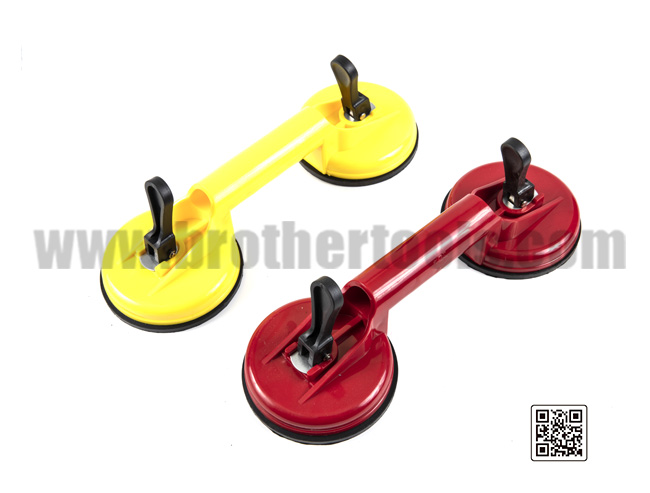 Double Claw Vacuum Glass Sucker Installation Tool for Tile Ceramic Glass