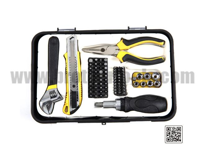Tool Kit Professional Grade Home Toolbox
