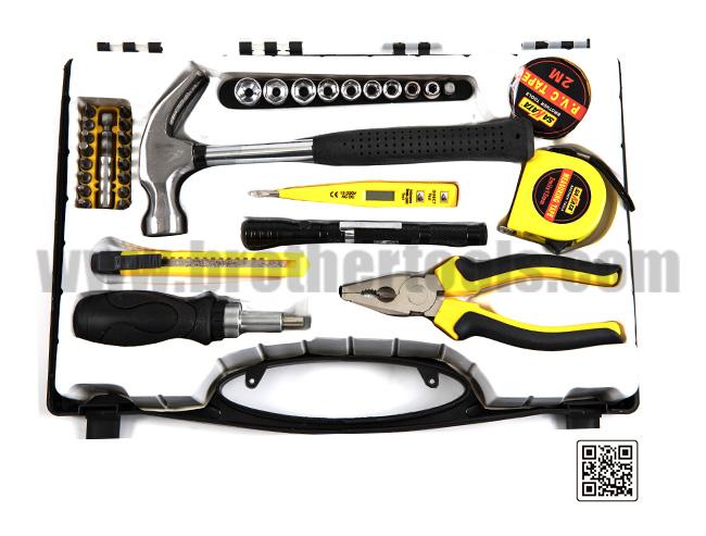 Multifunctional tool kit household hardware repair box