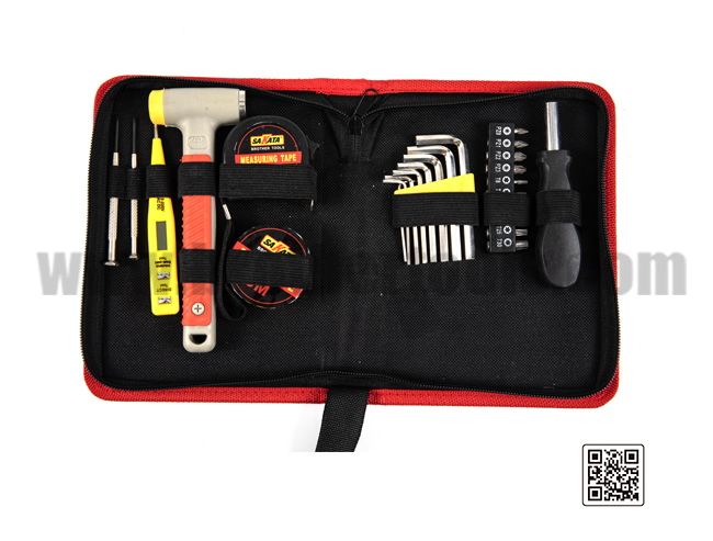 Hand tool set professional tool kit for home use