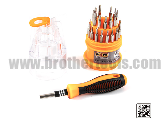 Factory directly mini precision magnetic screwdriver tool set for DIY tools
