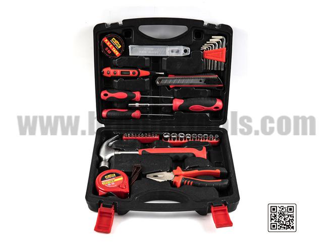 Hot Sale Hand Tools Set DIY Household Hardware Repair Box Set