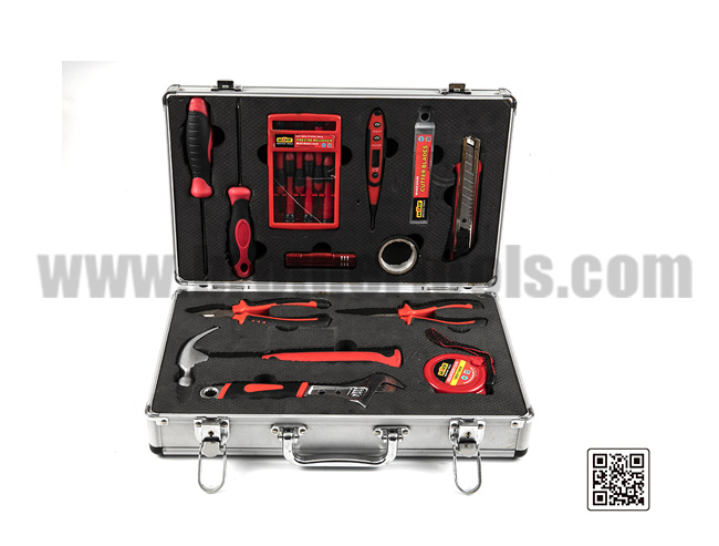 Multi function Special Maintenance of Household Hardware Tool Box Set
