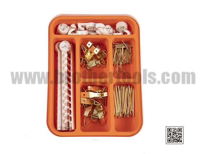 Accessories compartment tool kits
